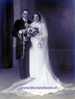 Gedichten 50 Jaar Huwelijk